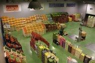 Magatzem d'exposició de fruita i verdura